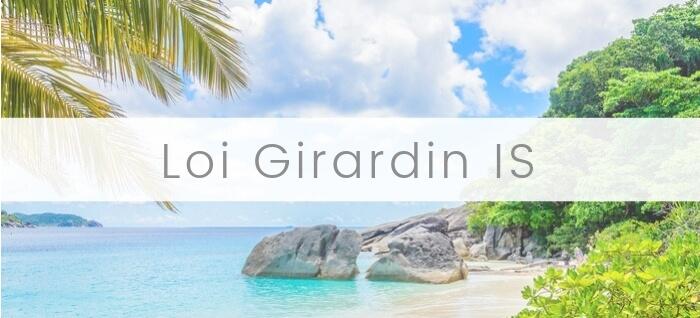 Girardin immobilier IS